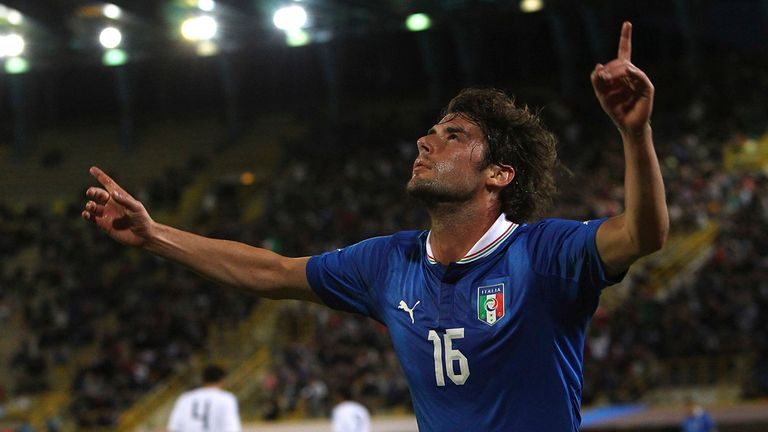 Andrea Poli: Broke the deadlock for Italy