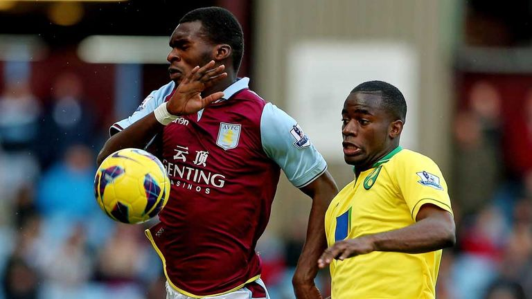 Christian Benteke: Villa striker 'disgusted' at being misquoted