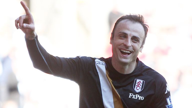Dimitar Berbatov: Happy at Fulham and will stay at the club