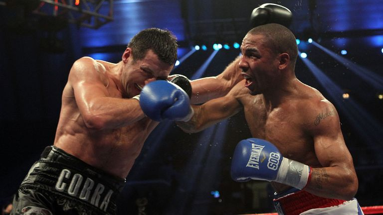 Carl Froch and Andre Ward: Rematch on the cards