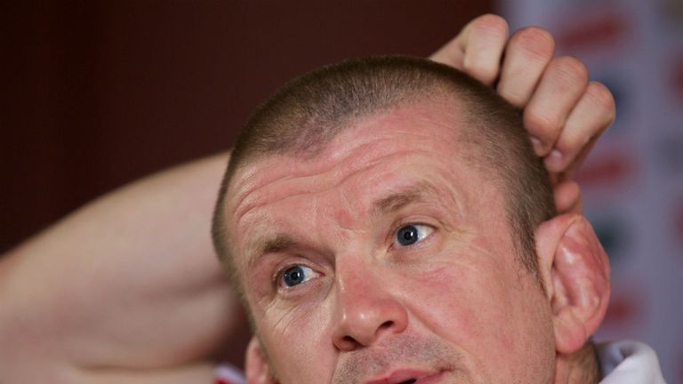 Graham Rowntree: Believes that strong competition in the Lions squad is good for the side