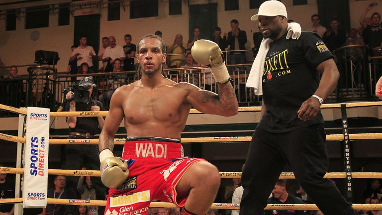 Wadi Camacho: Ready to shine at the O2