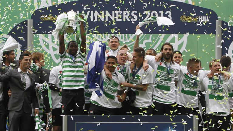 Holders Celtic paired with Aberdeen in fifth round of William Hill Scottish Cup