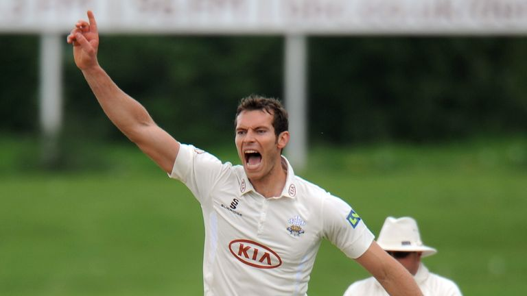 Chris Tremlett: Five-wicket haul brought up 400th first-class wicket