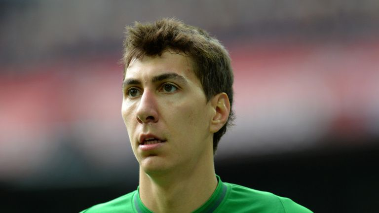 Costel Pantilimon: Hinted he would be interested in move to Fiorentina