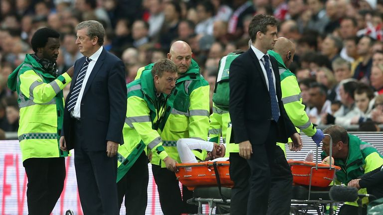 Daniel Sturridge: Will miss England's friendly against Brazil due to injury
