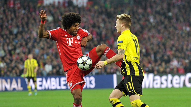 Borussia Dortmund host Bayern Munich this weekend