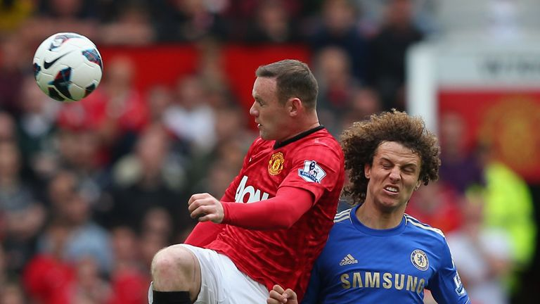 Wayne Rooney: Would be welcomed at Chelsea by David Luiz