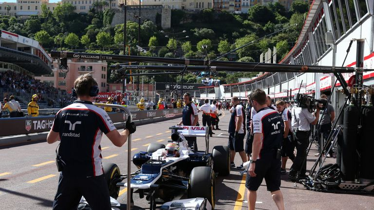Williams: Improvement made in small steps