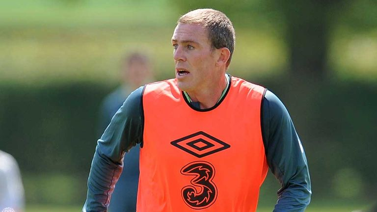 Richard Dunne: Returned from long lay-off last month
