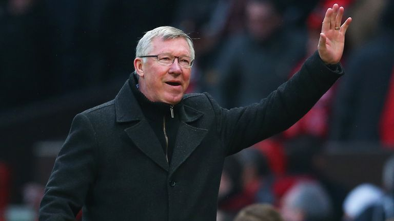 Sir Alex Ferguson: Bye bye United