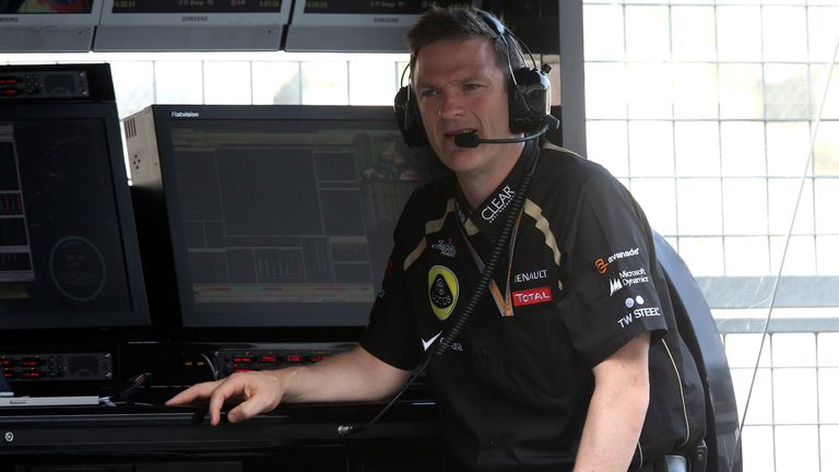 James Allison: Not joining Honda according to McLaren
