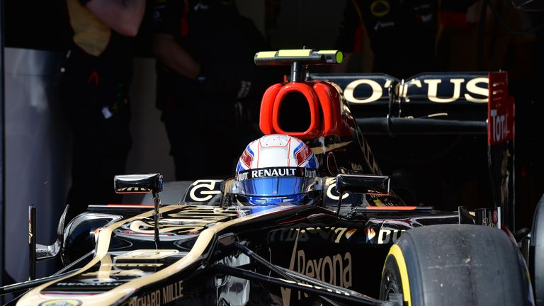 Lotus: Have slipped off the pace since Barcelona
