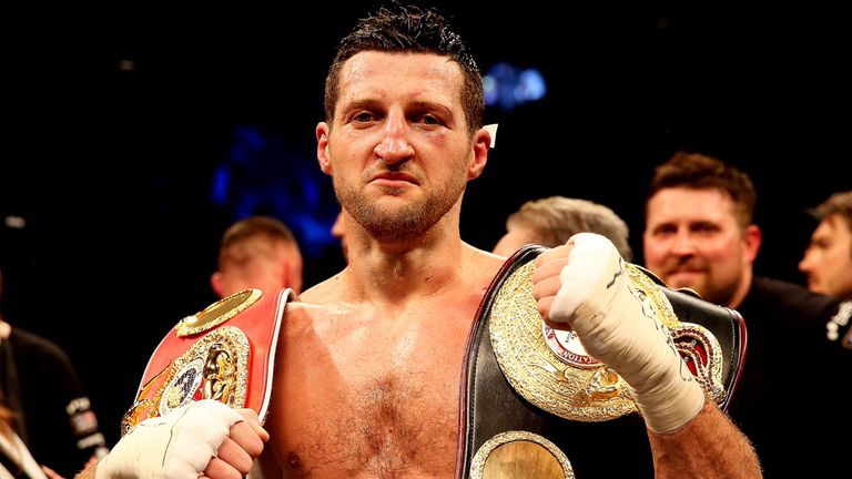Carl Froch: Might continue his career for four more years