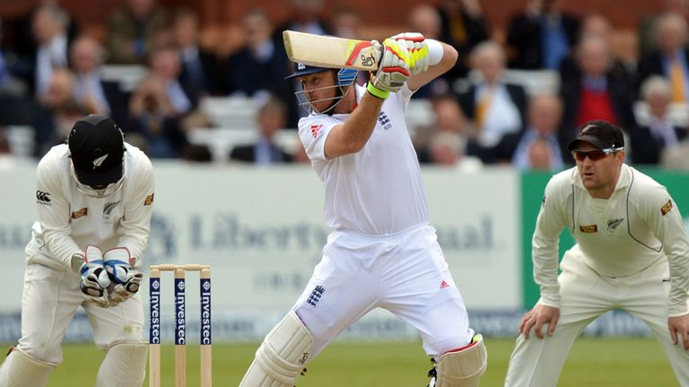 Ian Bell: takes his place in an unchanged England side at Headingley