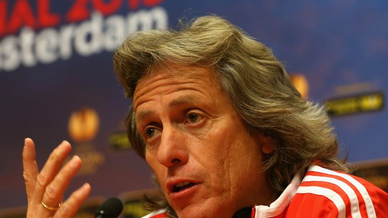 Jorge Jesus: Portuguese title is my priority