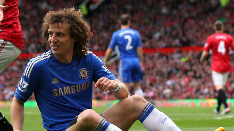 David Luiz: Moved to deny claims of being unprofessional