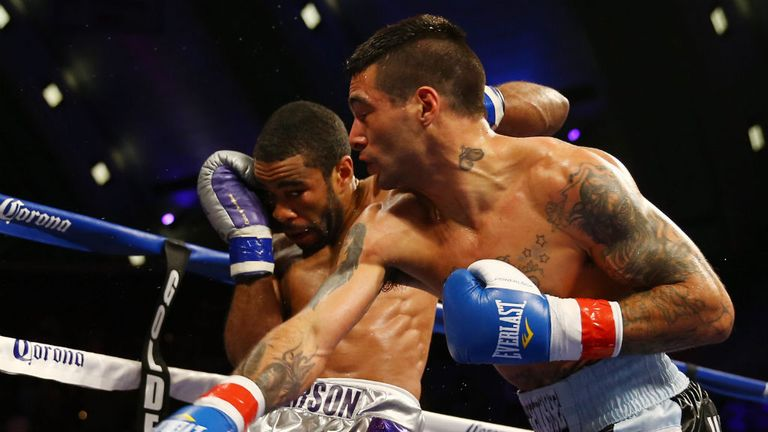 Lamont Peterson should have taken Matthysse's power more seriously