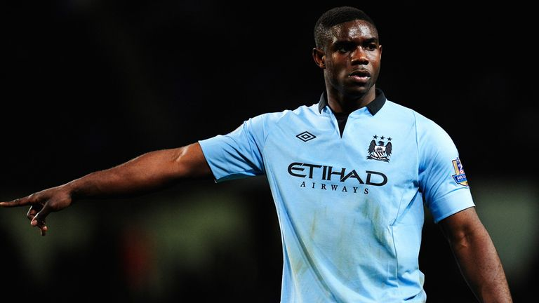 Micah Richards: Has slipped down England's pecking order