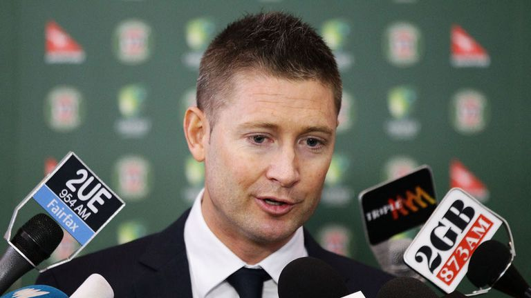 Michael Clarke: Let's focus on Champions Trophy first