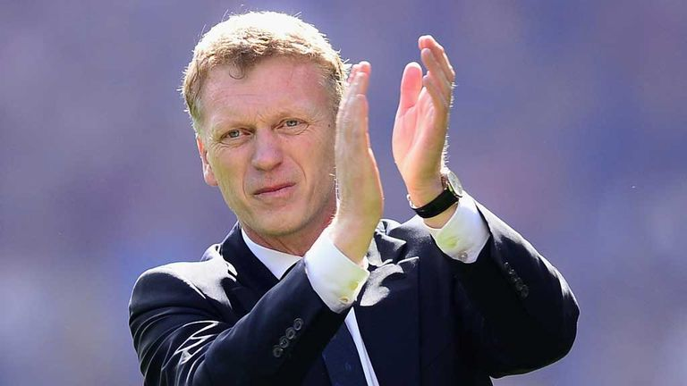 David Moyes: Manchester United boss has outlined his blueprint for managerial success
