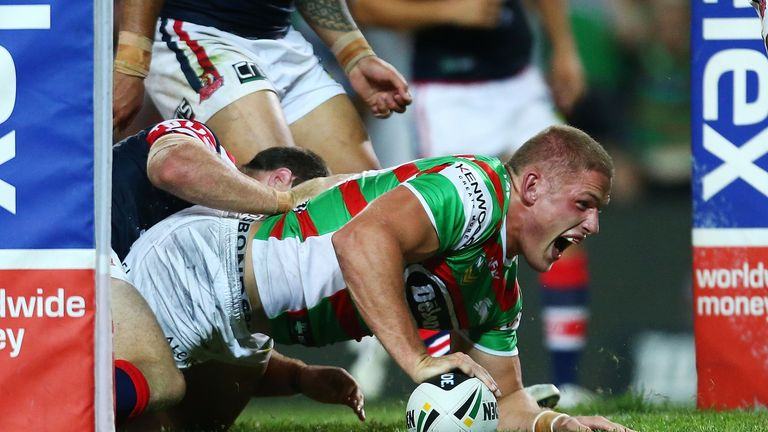 George Burgess: new Rabbitohs deal runs until 2016