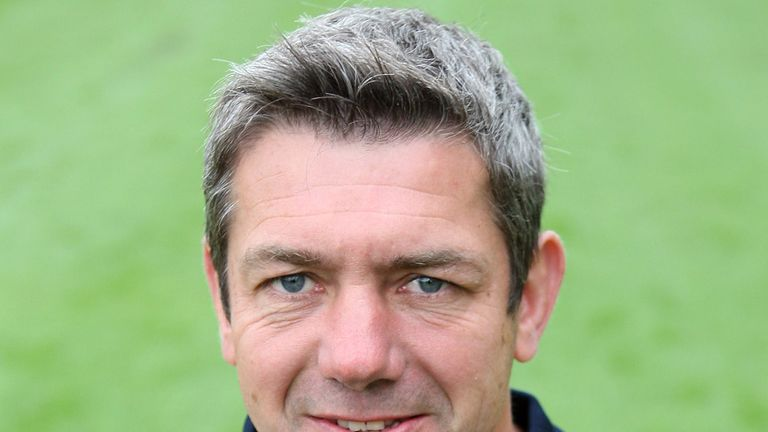 Daryl Powell: Proud to land chance at Castleford