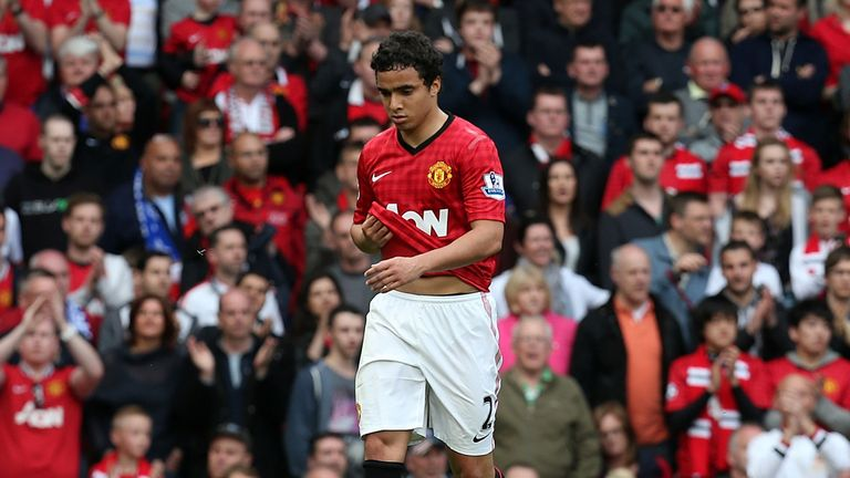 Rafael: only Manchester United's 11th home red card in Premier League history