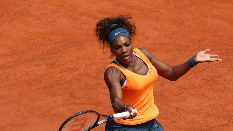 Serena Williams: American is now unbeaten in 22 matches