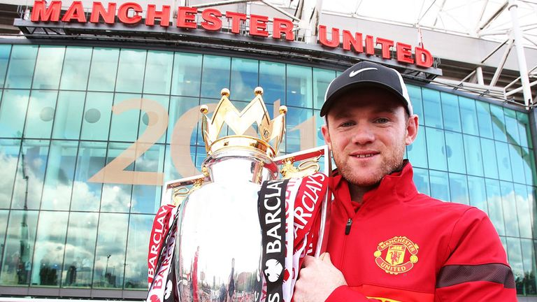 Wayne Rooney: May be set to leave Manchester United