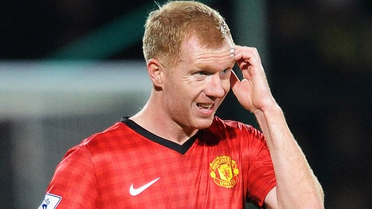 Paul Scholes: Farewell overshadowed by Sir Alex Ferguson's Old Trafford send-off