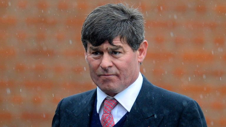 Simon Crisford: Resigned from Godolphin role
