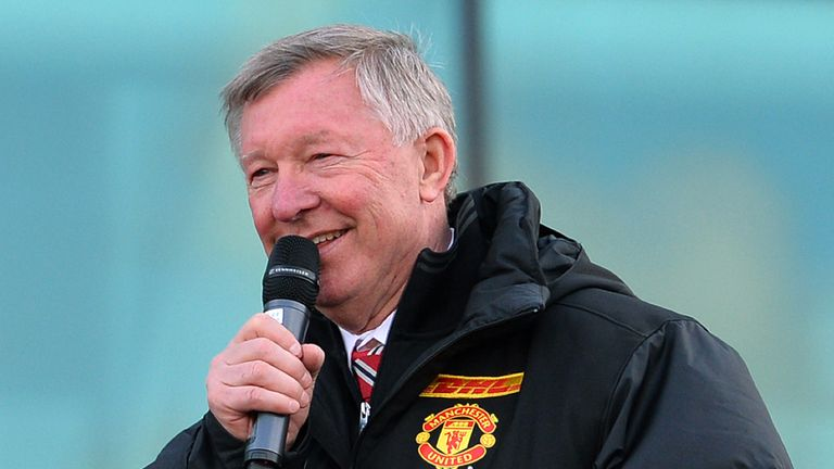 Sir Alex Ferguson: The LMA's Premier League manager of the year