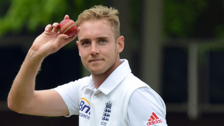 Broad: eager to win a third Ashes series
