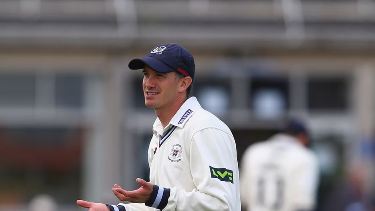 Michael Klinger: Hit 80 not out for Gloucestershire at Bristol