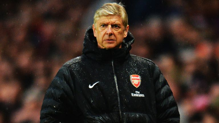 Arsene Wenger: Plans on keeping youngster at the Emirates.