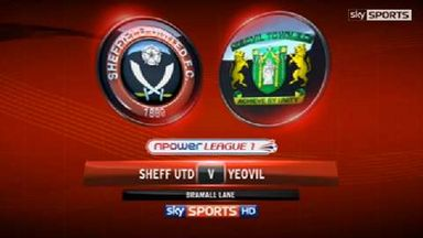 Sheff Utd 1-0 Yeovil