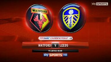 Watford 1-2 Leeds