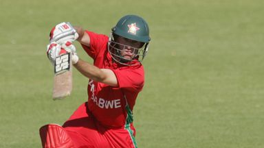 Sean Williams: Zimbabwe left-hander struck his 12th ODI half-century