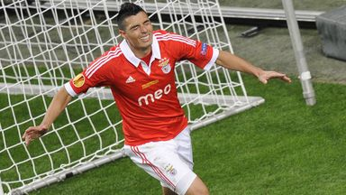 Oscar Cardozo: Paraguayan star says he is no longer motivated to play for Benfica.