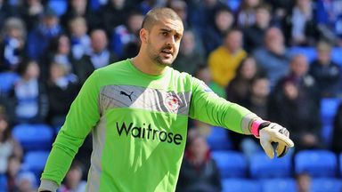 Adam Federici: In contention for selection on Saturday