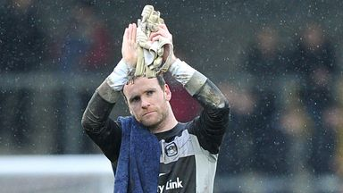 Joe Murphy: Headed to Chesterfield for play-offs