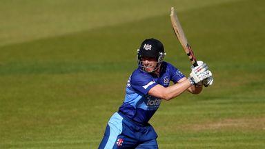 Michael Klinger: Hits career best T20 score of 126