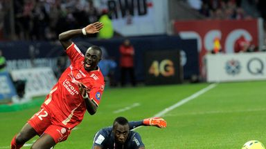 Remi Gomis: Valenciennes president Jean Raymon Legrand says he does not expect English offers for the midfielder