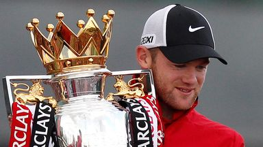 Wayne Rooney: Booed by fans during victory parade
