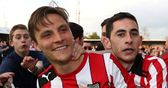 Brentford players set for Wembley