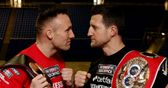 Behind the Ropes visits the Carl Froch and Mikkel Kessler camps