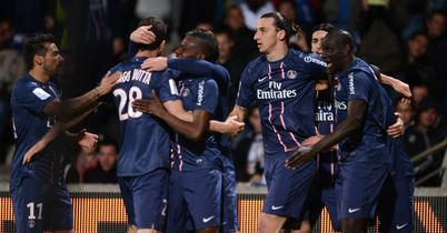 PSG begin with Montpellier