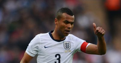 Ashley Cole: Doubt for England double-header