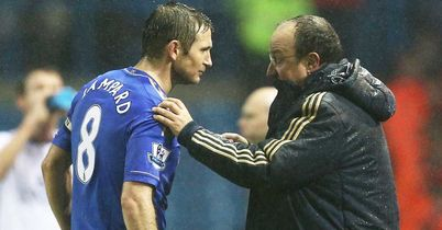 Lampard - Rafa did a good job